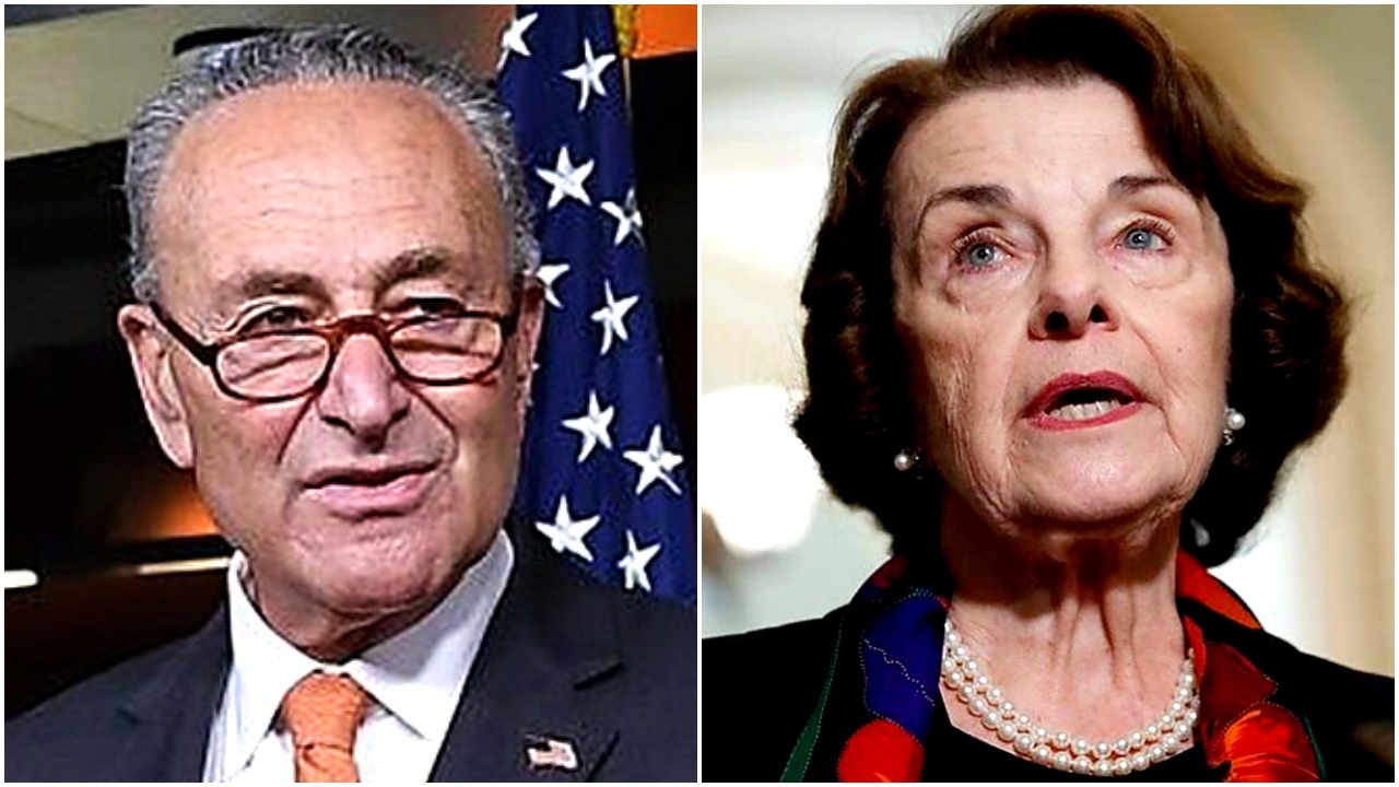 Schumer says he and Feinstein had a 'serious talk' after Barrett hearings: report – Fox News