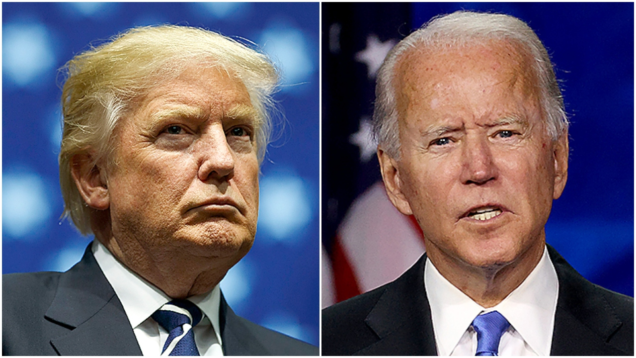 Election 2020 polling average shows Biden leading Trump nationally with just days left – Fox News