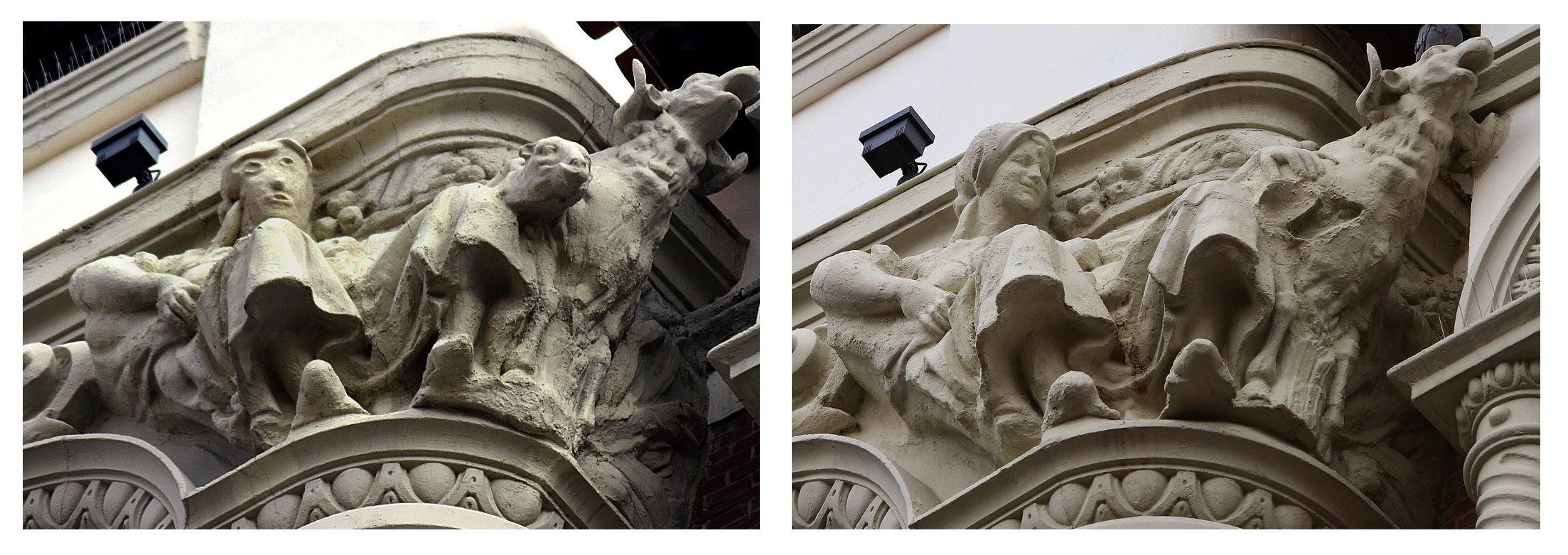 Botched Spanish sculpture restoration draws laughs criticism: 'The potato head of Palencia' – Fox News