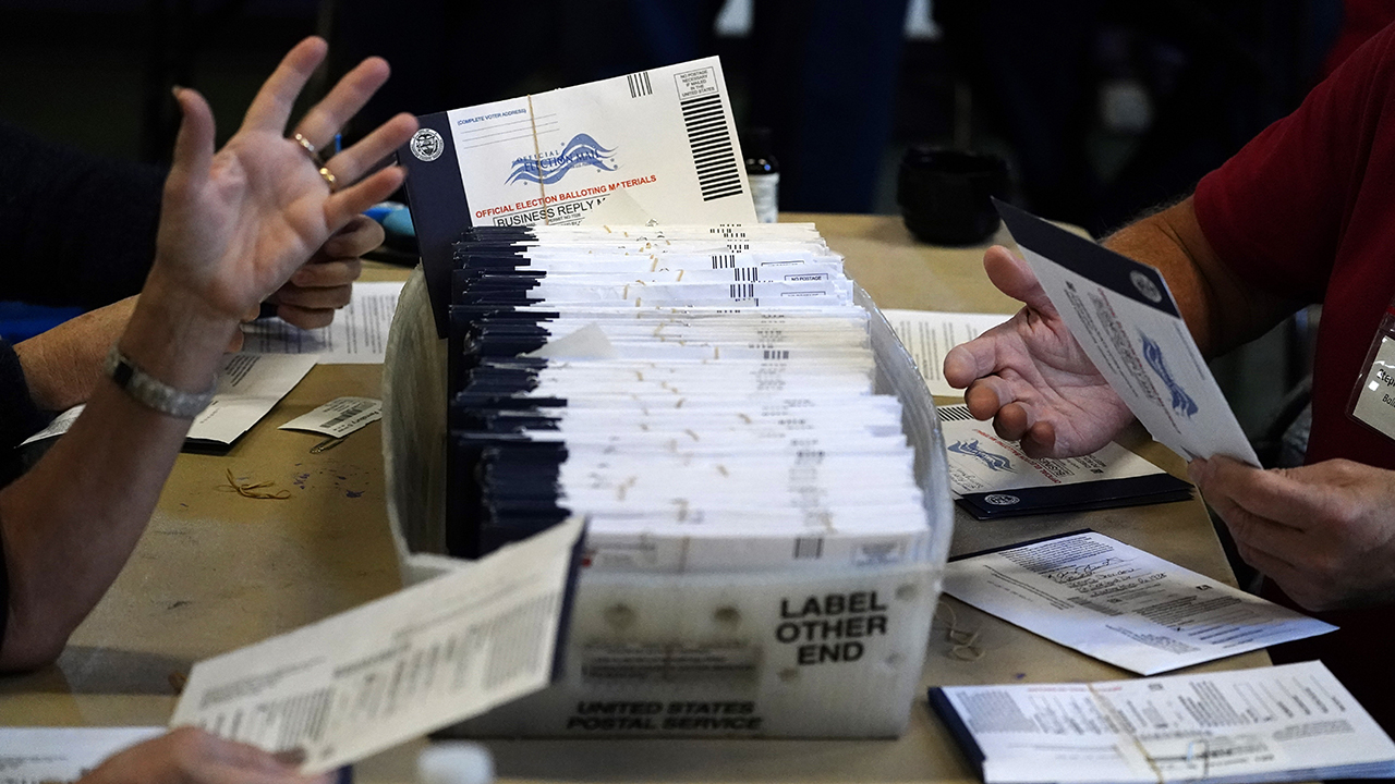 PA court rejects Trump camp's effort to block 9000 absentee ballots after Election Day – Fox News