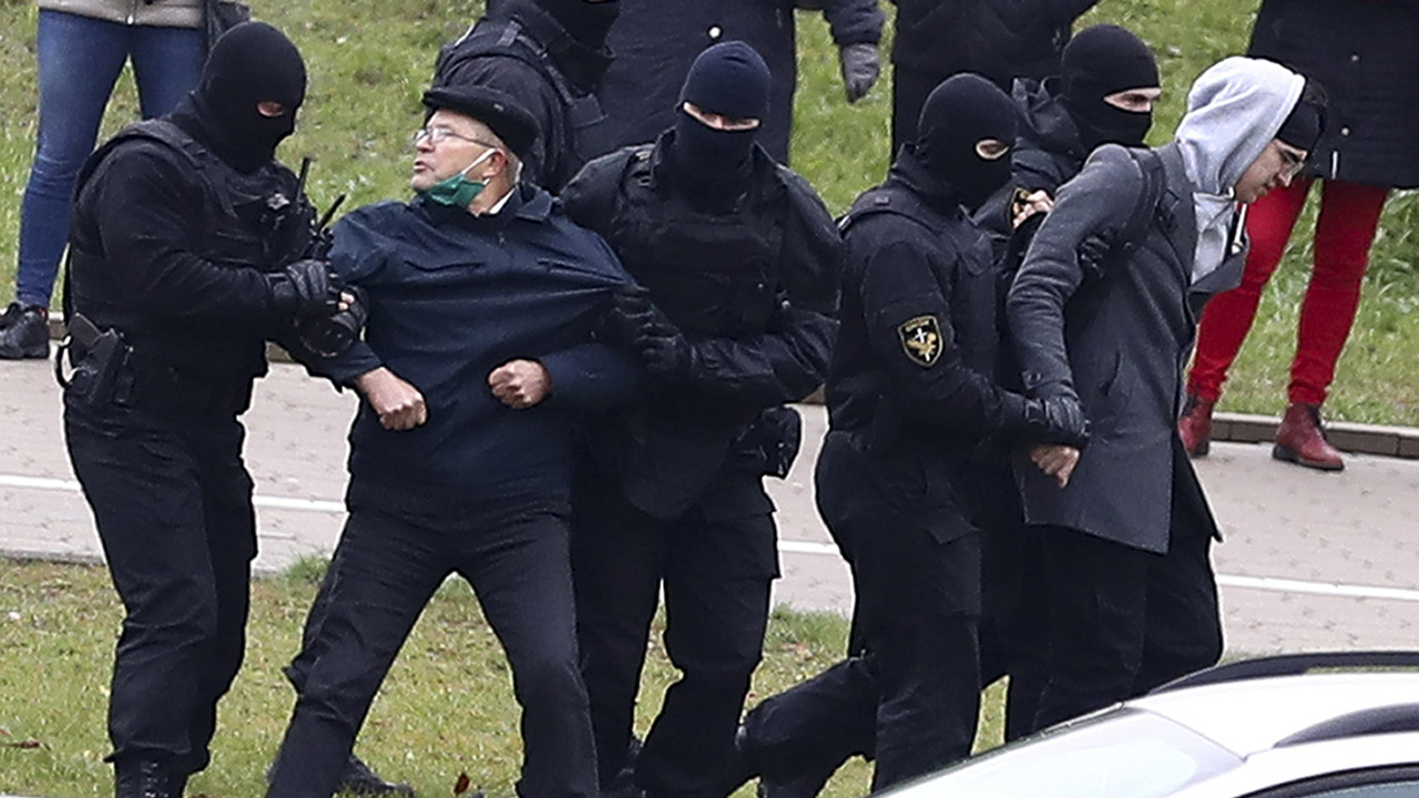 Legacy of socialism? State violence continues in Belarus