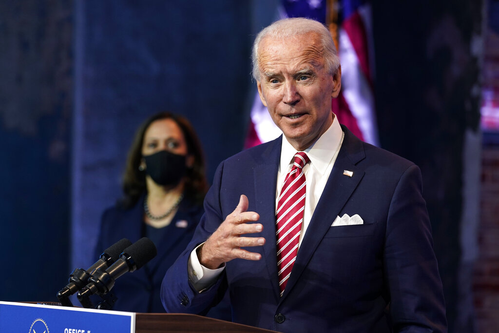 Election 2020 Live Updates: Biden staffs up as Trump fires top election security official – Fox News