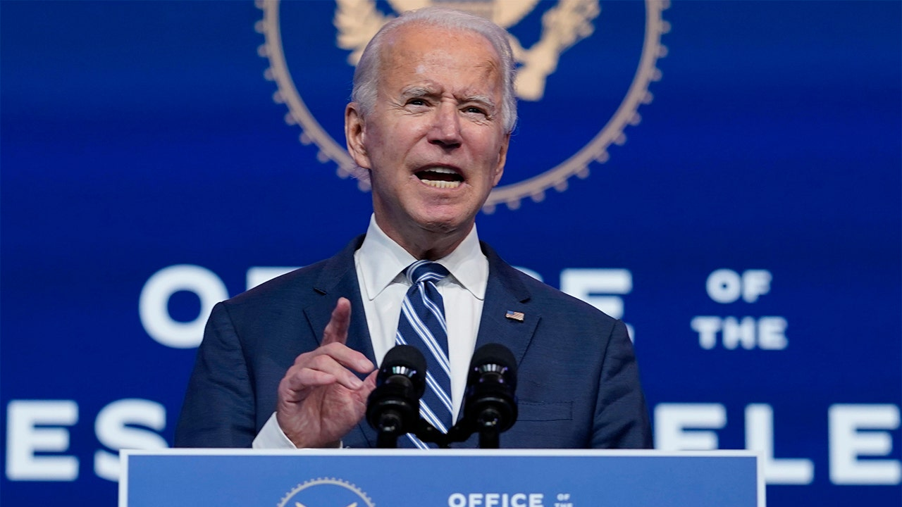 Live Updates: Biden camp asks for M in fundraising appeal to beat Trump's lawsuits