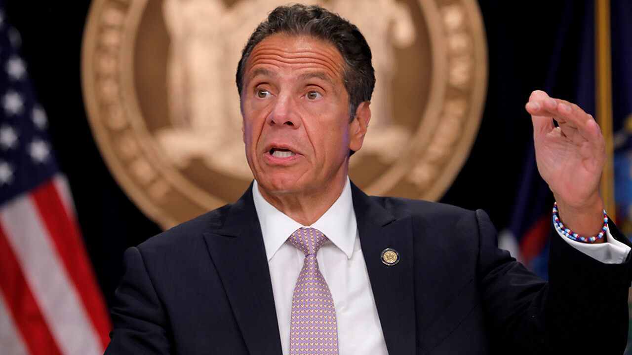 Cuomo's sexual harassment accusations prompt Time's Up to call for 'independent investigation'