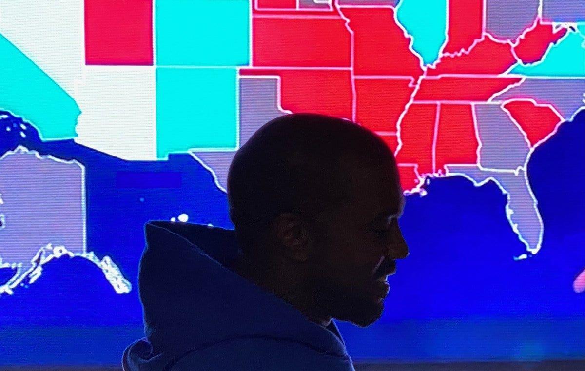 Kanye West concedes longshot 2020 presidential bid