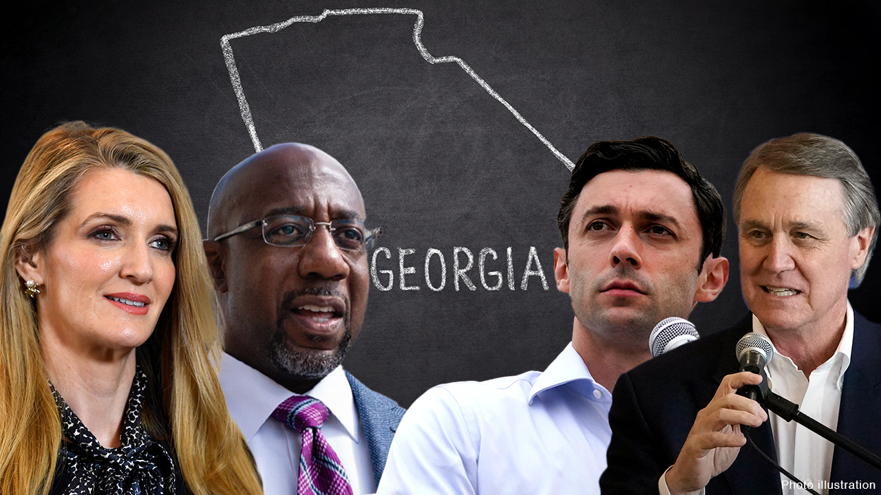 LIVE UPDATES: Georgia GOP senators