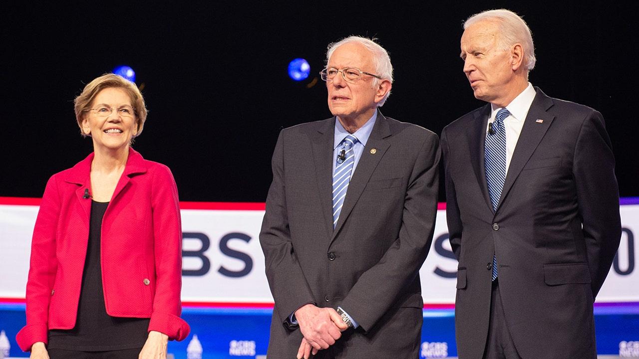 Progressive groups push Biden to tap Warren, Sanders,...