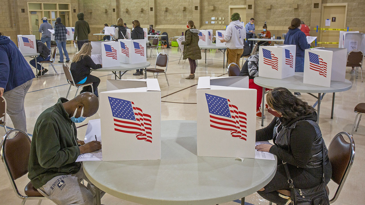 2020 election 'most secure in American history,' federal election security officials say
