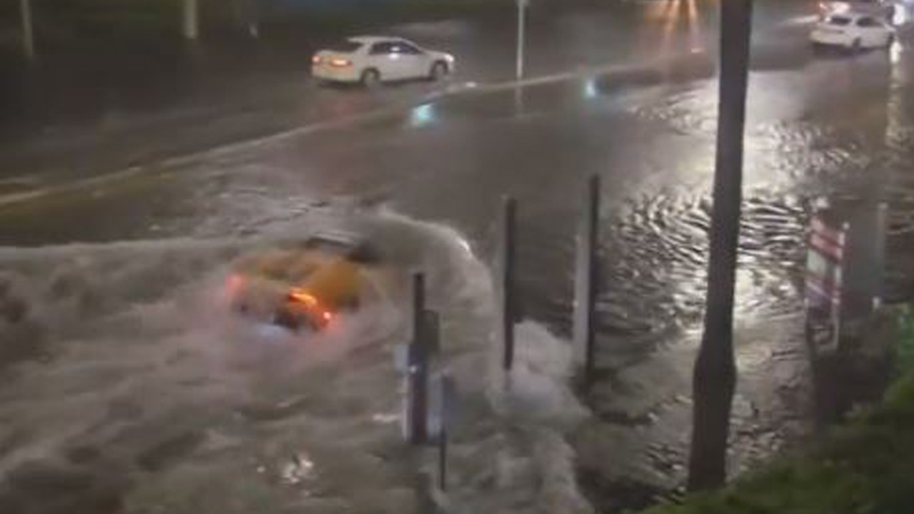 Tropical Storm Eta turns Florida streets into rivers Lamborghini spotted as 'submarine' – Fox News