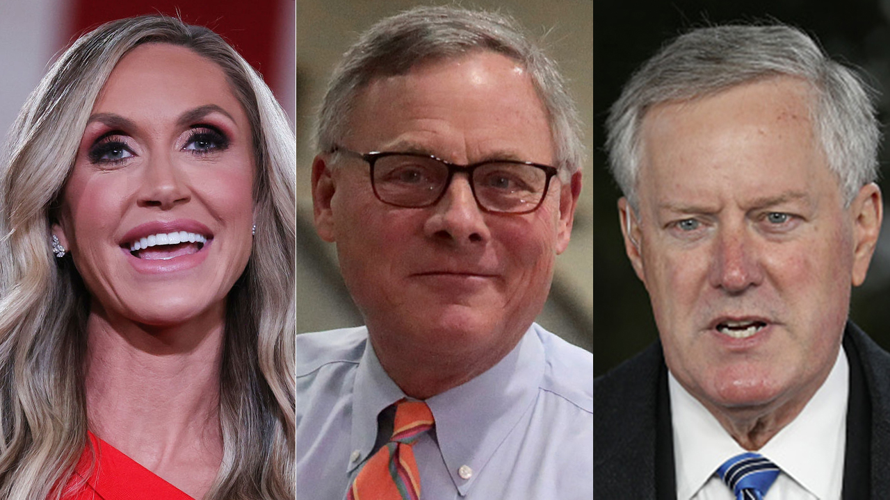 Lara Trump teases potential Senate run in North Carolina