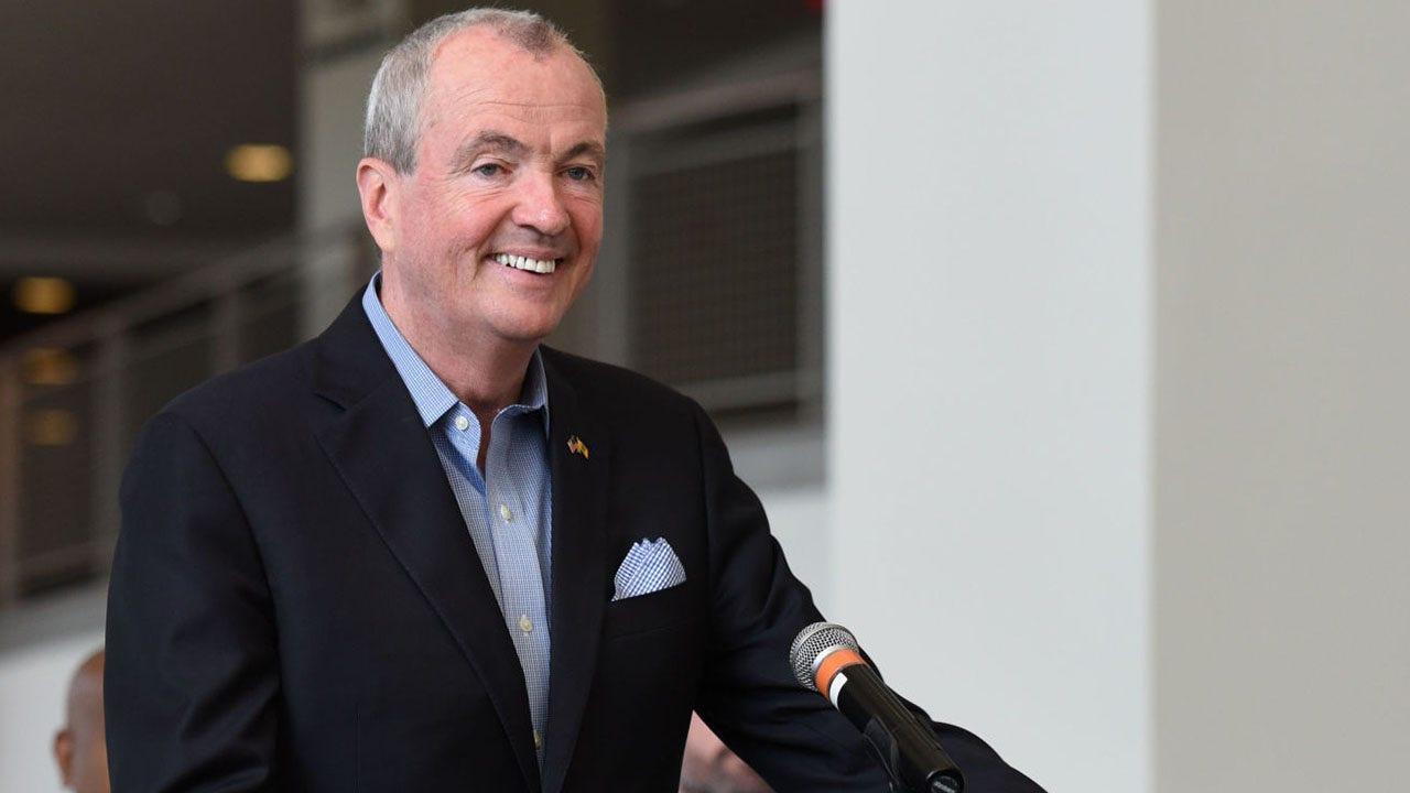 New Jersey Dem Gov. Murphy caught maskless at indoor ball: 'Let them wear masks'