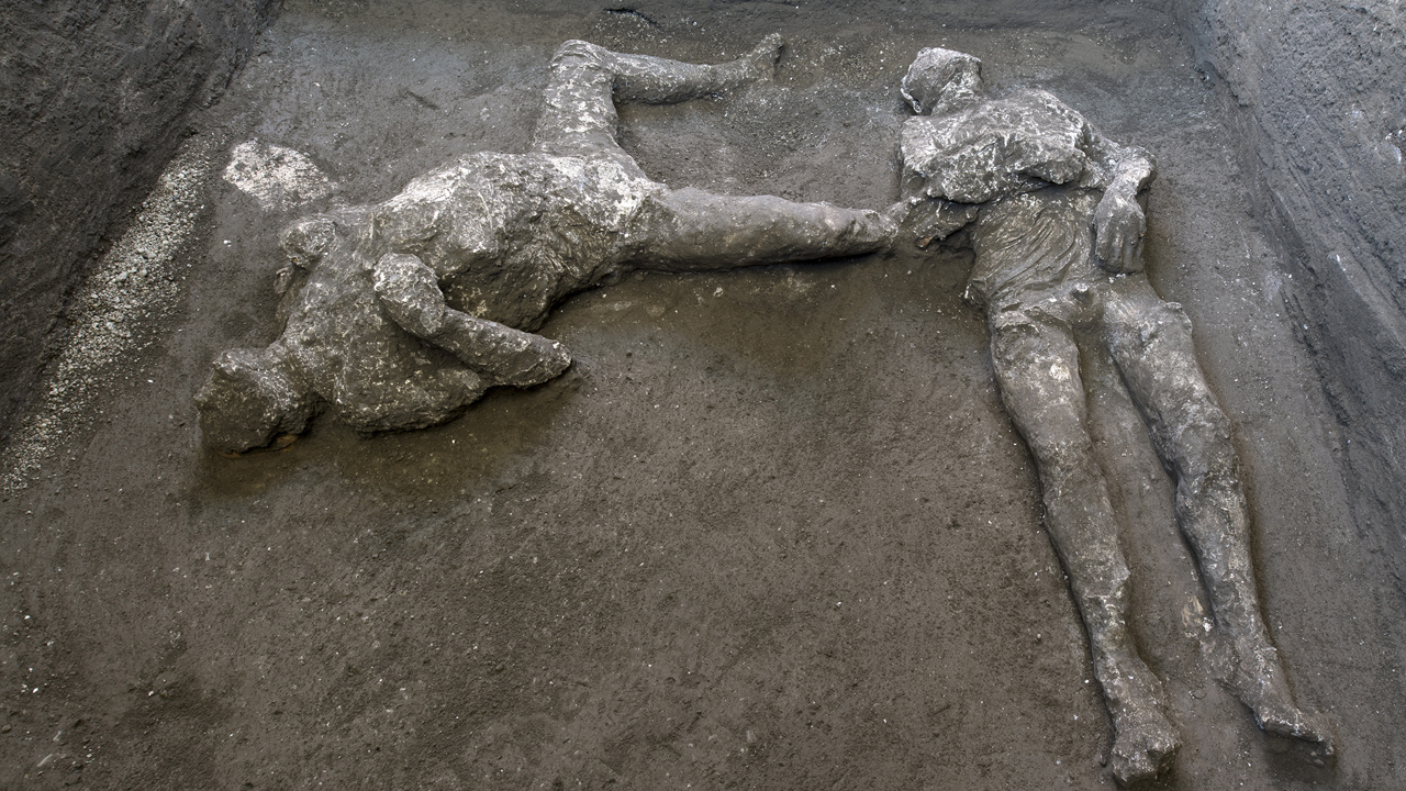 Pompeii ruins unearth 'master and slave' remains – Fox News