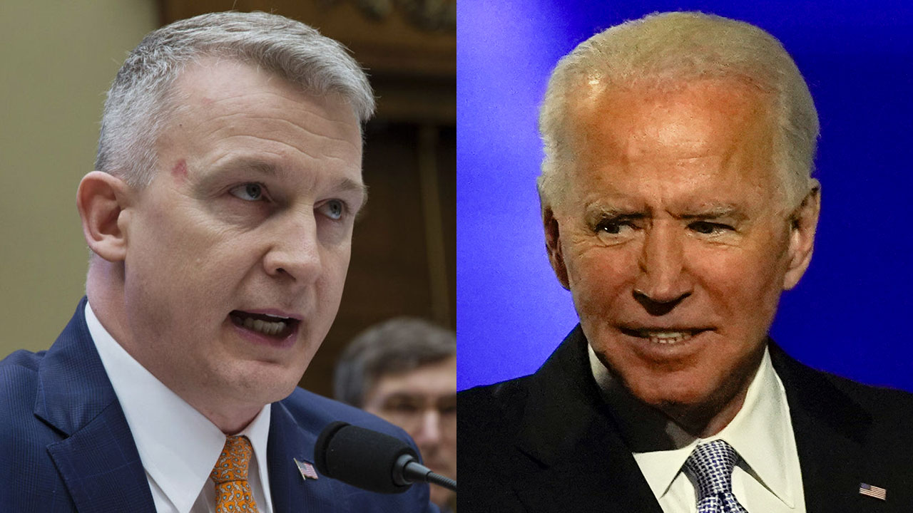 Biden coronavirus team to include Rick Bright, ousted HHS official