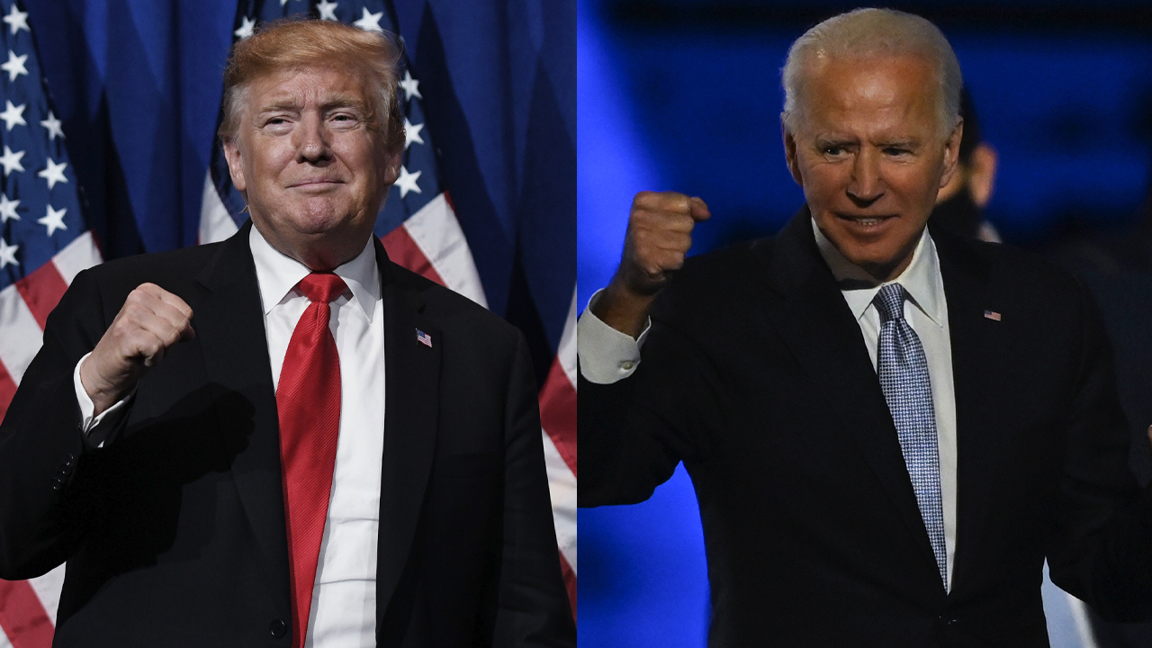 Biden beat Trump by less than 276,000 votes in key swing states
