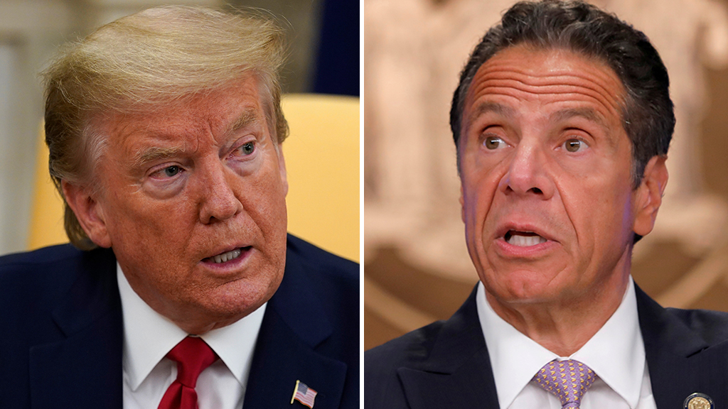 Cuomo stands up for President Trump on media bias