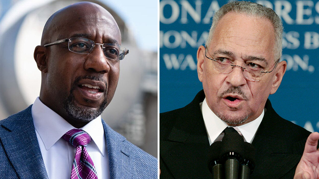 Raphael Warnock called Jeremiah Wright's 'God Damn America' sermon 'Christian preaching at its best'