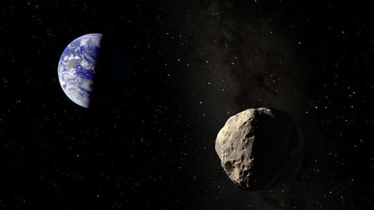 'God of Chaos' asteroid to pass by Earth this week - Fox News