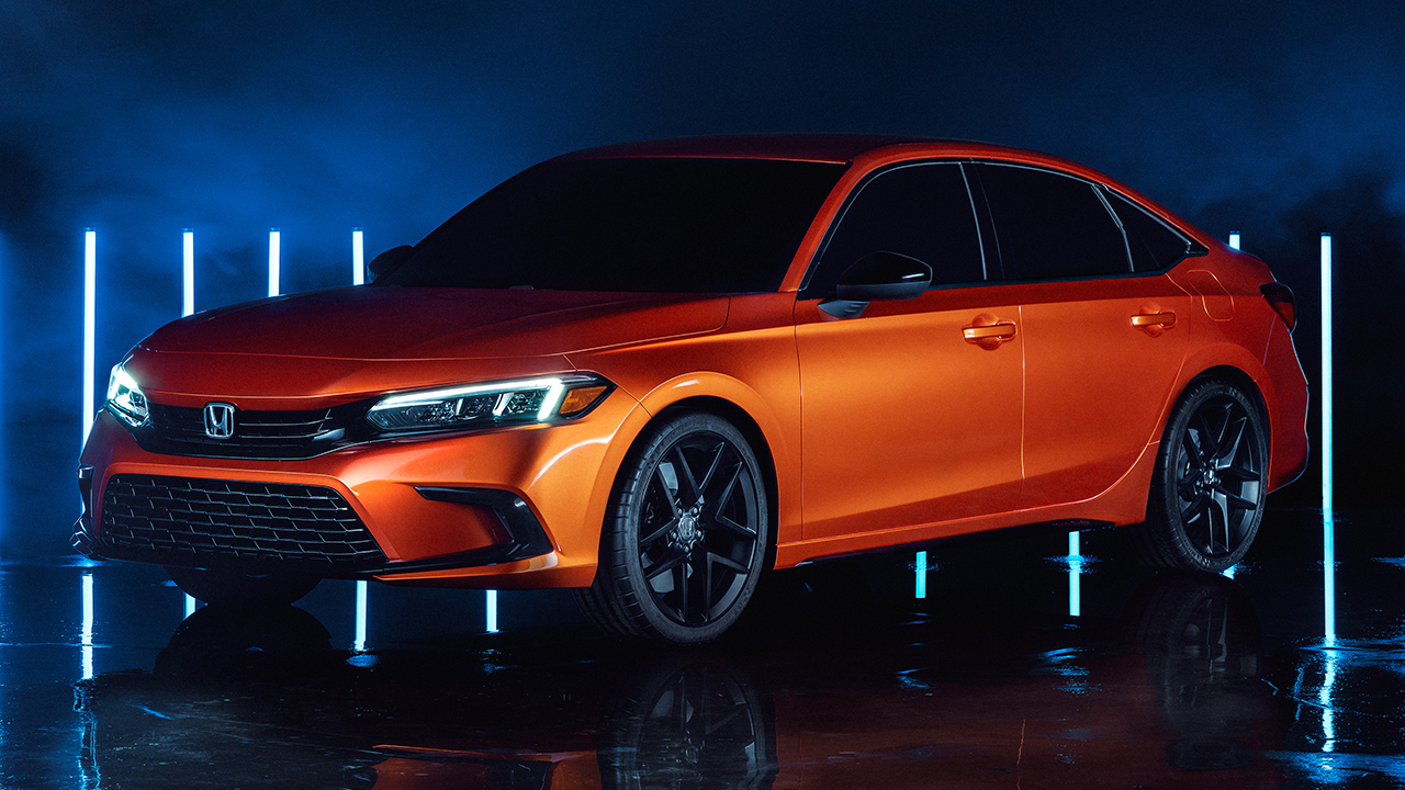 2022 Honda Civic proves compact sedans aren't dead yet – Fox News