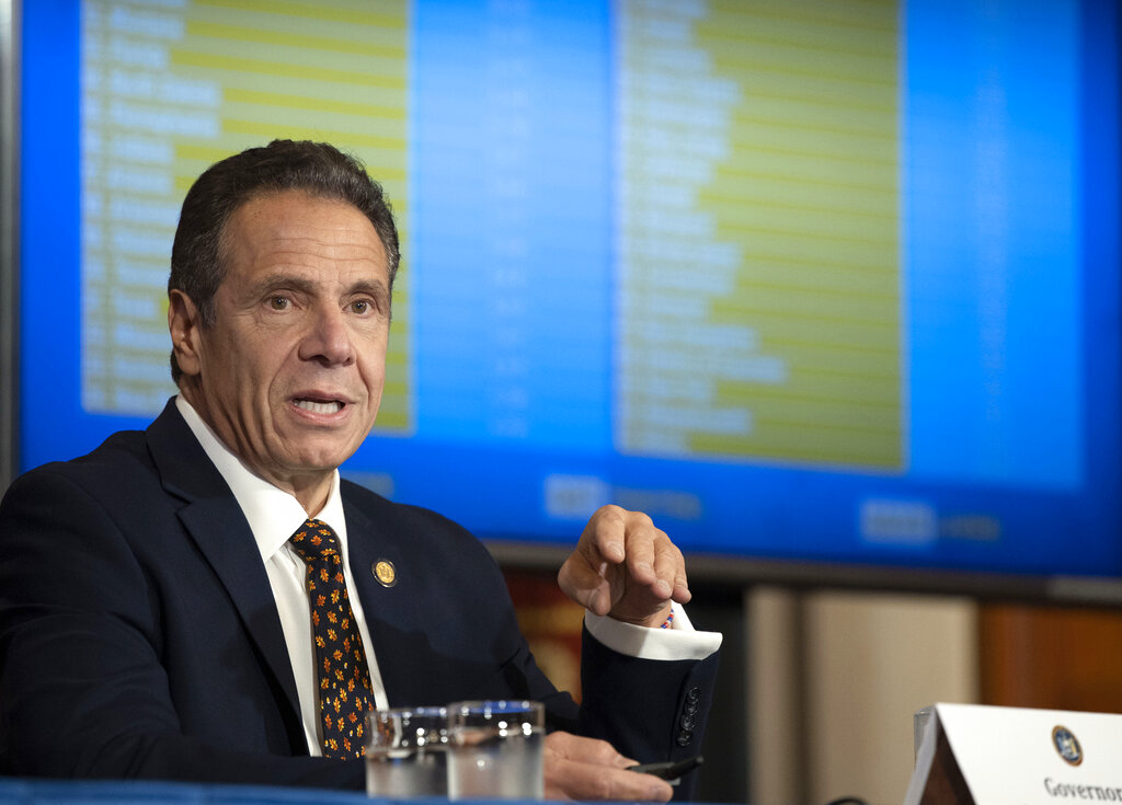 Cuomo blames drug companies President Trump for speedy COVID-19 vaccines – Fox News