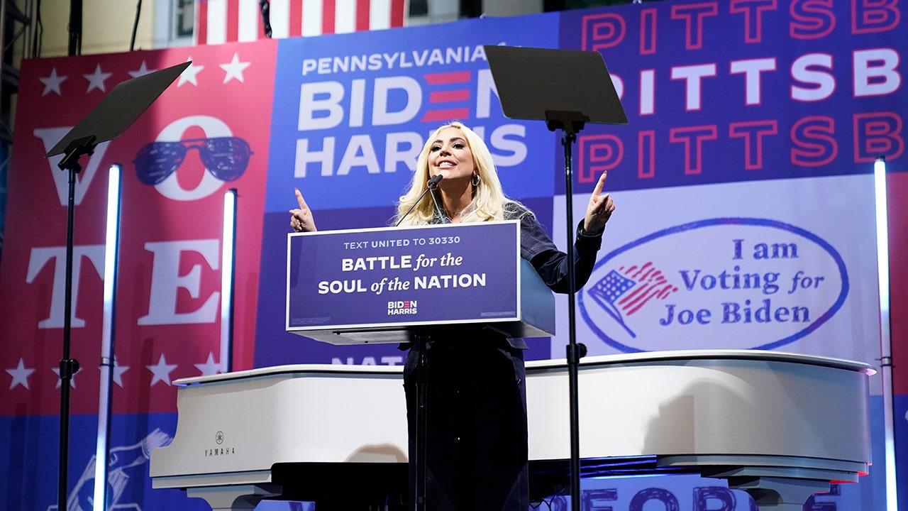 Lady Gaga akan menyanyikan Lagu Kebangsaan pada pelantikan Biden-Harris