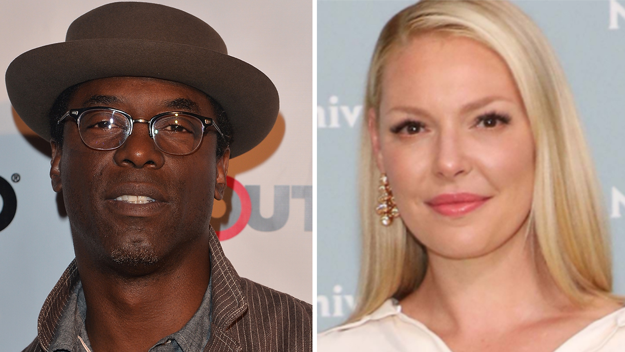 'Grey's Anatomy' star Isaiah Washington reignites feud with former co-star Katherine Heigl – Fox News