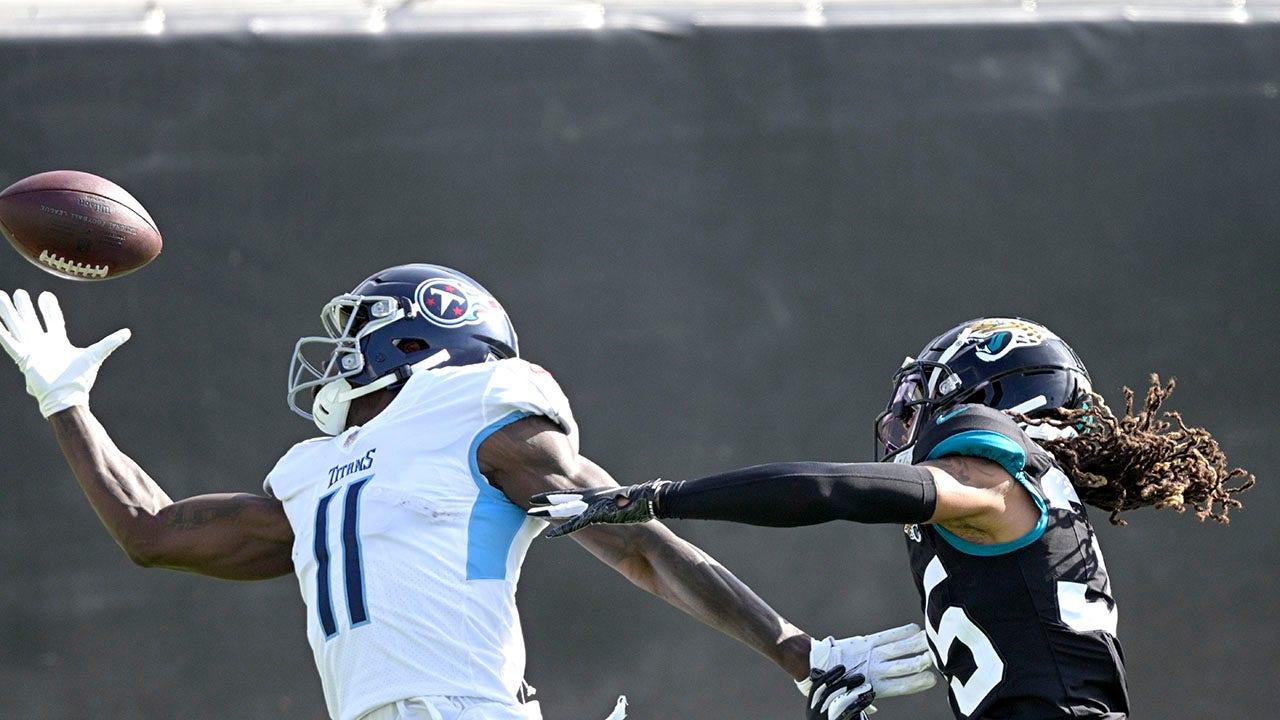 Titans' A.J. Brown warns rest of NFL following Julio Jones trade – Fox News