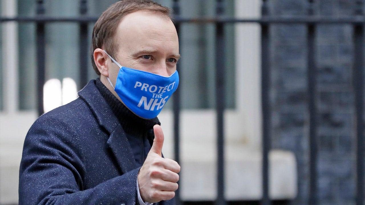UK defends Pfizer coronavirus vaccine decision amid criticism it moved too fast