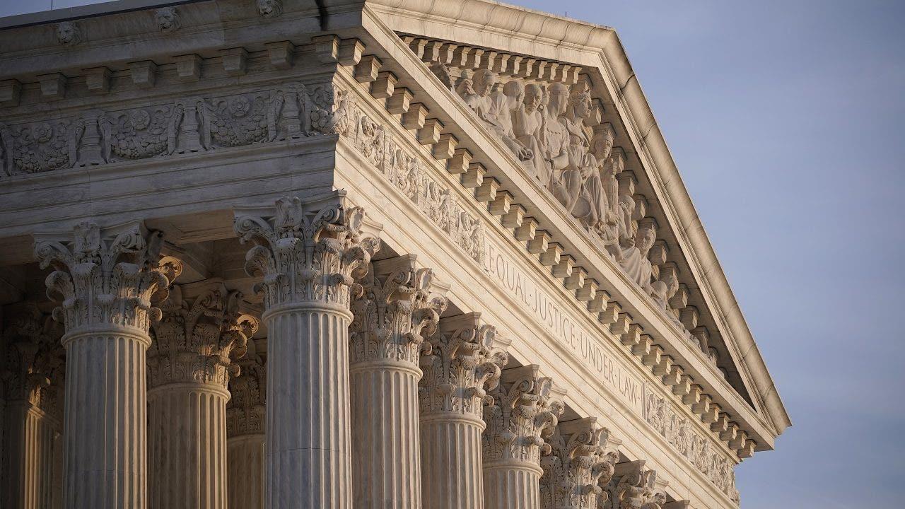 Supreme Court blocks a California ban on indoor church services