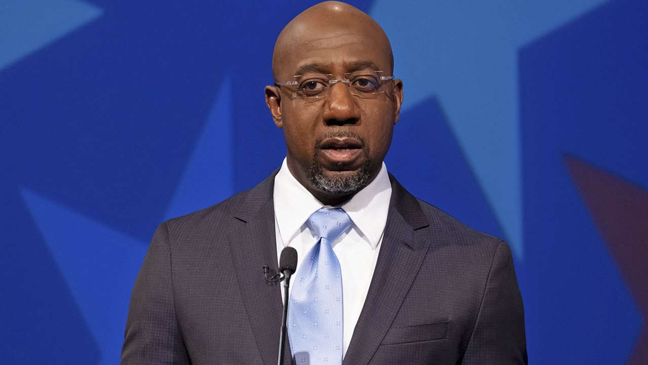 Sen. Raphael Warnock falsely claims he never opposed voter ID laws