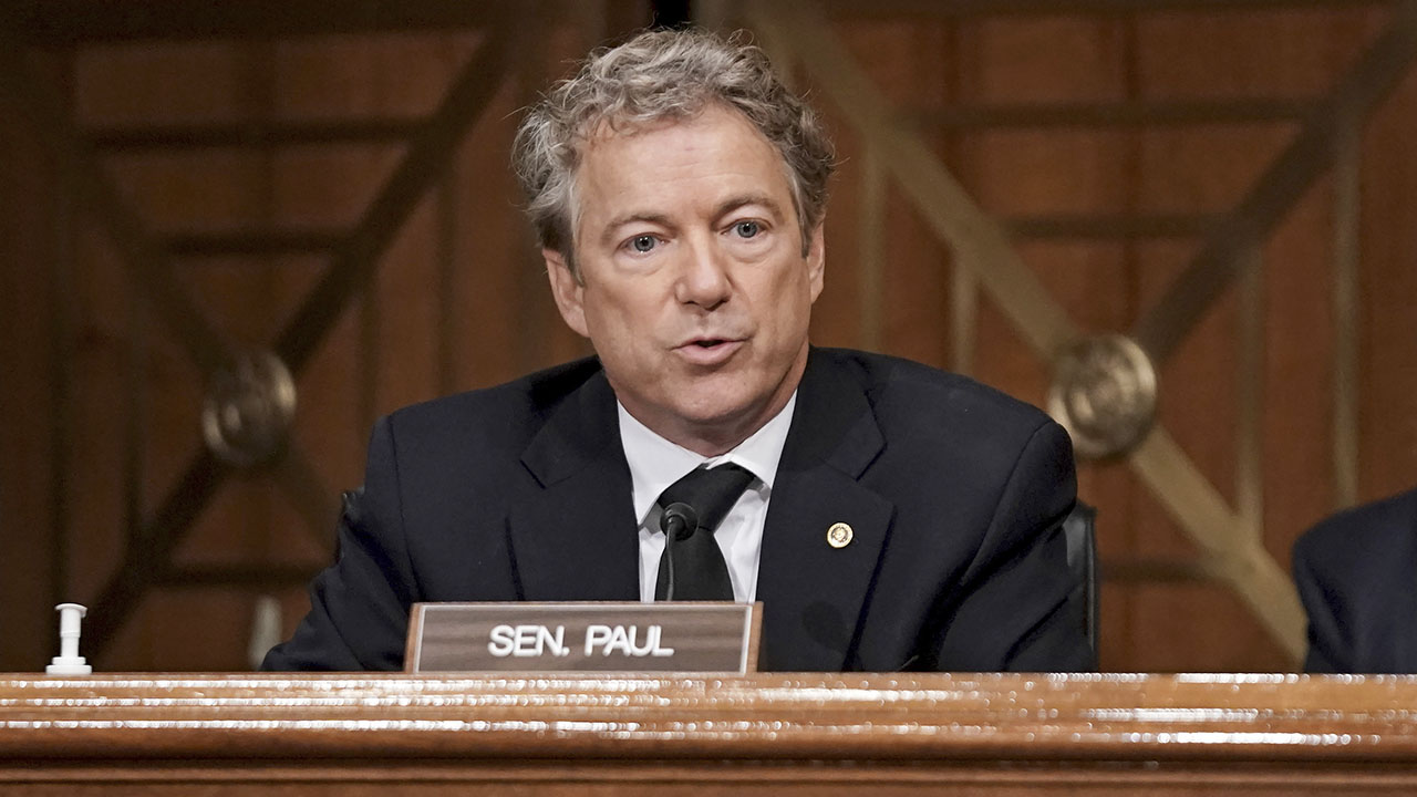 Rand Paul to trigger Senate vote on whether Trump impeachment trial is constitutional - fox