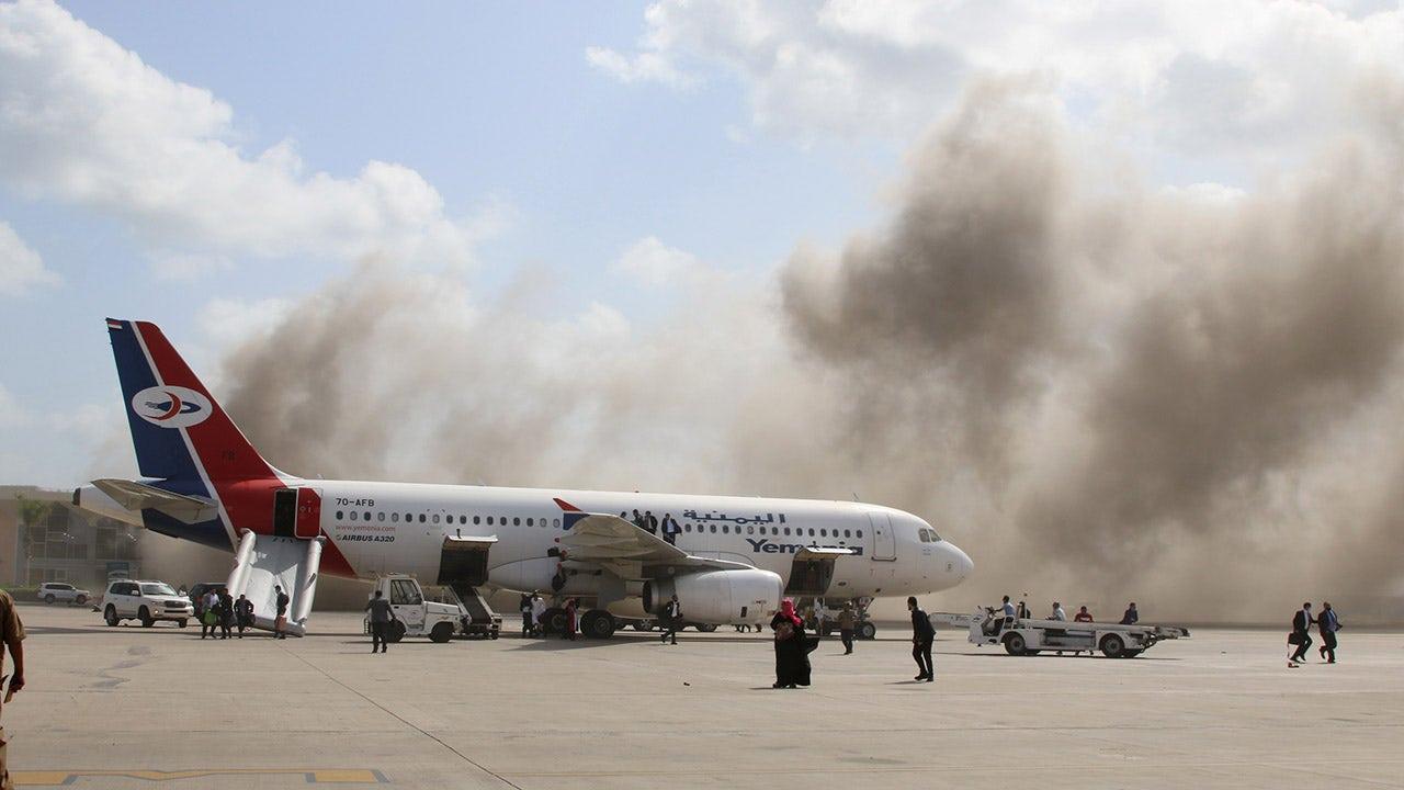 Explosion rocks Yemen airport in 'cowardly terrorist attack' as new Cabinet members land – Fox News