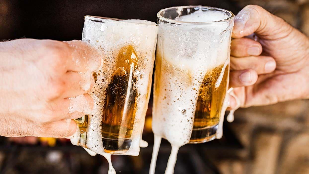 Beer brand offers 'broken-resolution preparedness kit' filled with beer, bacon