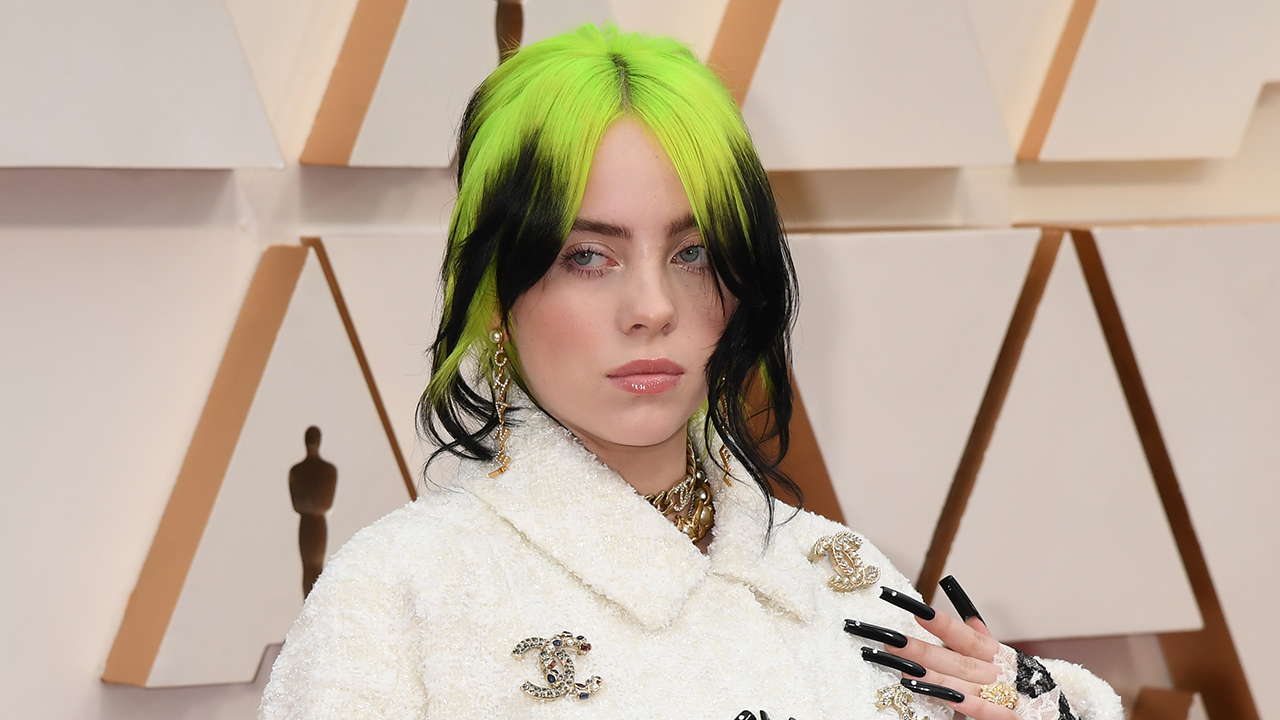 Billie Eilish models lingerie for British Vogue cover shoot: 'It's all about what makes you feel good' – Fox News