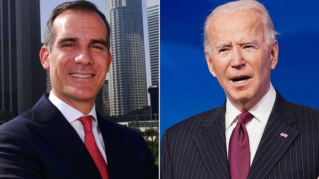 LA Mayor Eric Garcetti says he turned down Biden administration position – Fox News