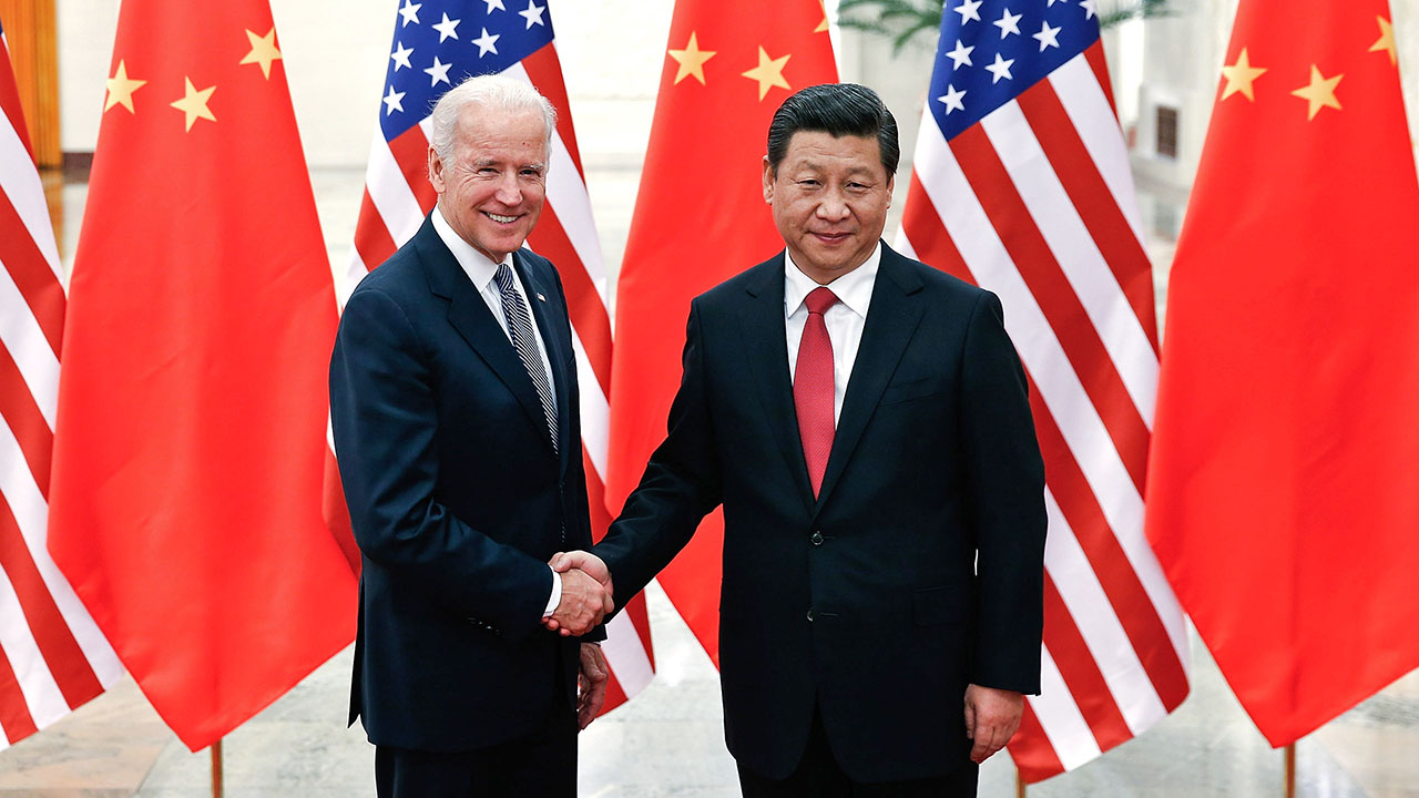 Image US, China agree to cooperate on climate crisis