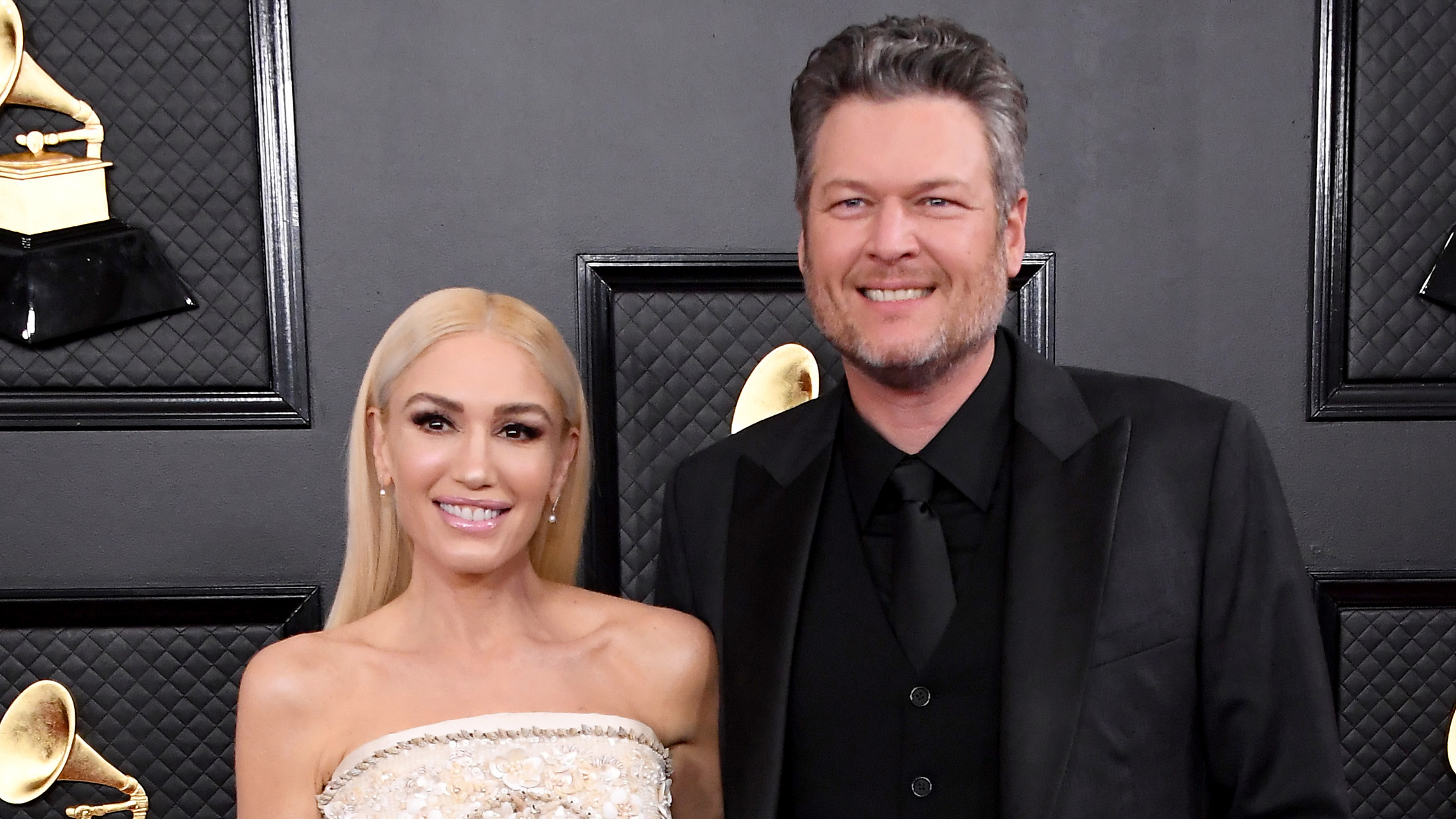 Gwen Stefani discusses Blake Shelton's surprise proposal