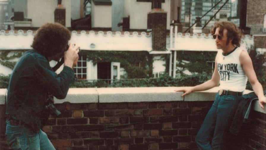 Rock photographer Bob Gruen recalls John Lennon, Sid Vicious: