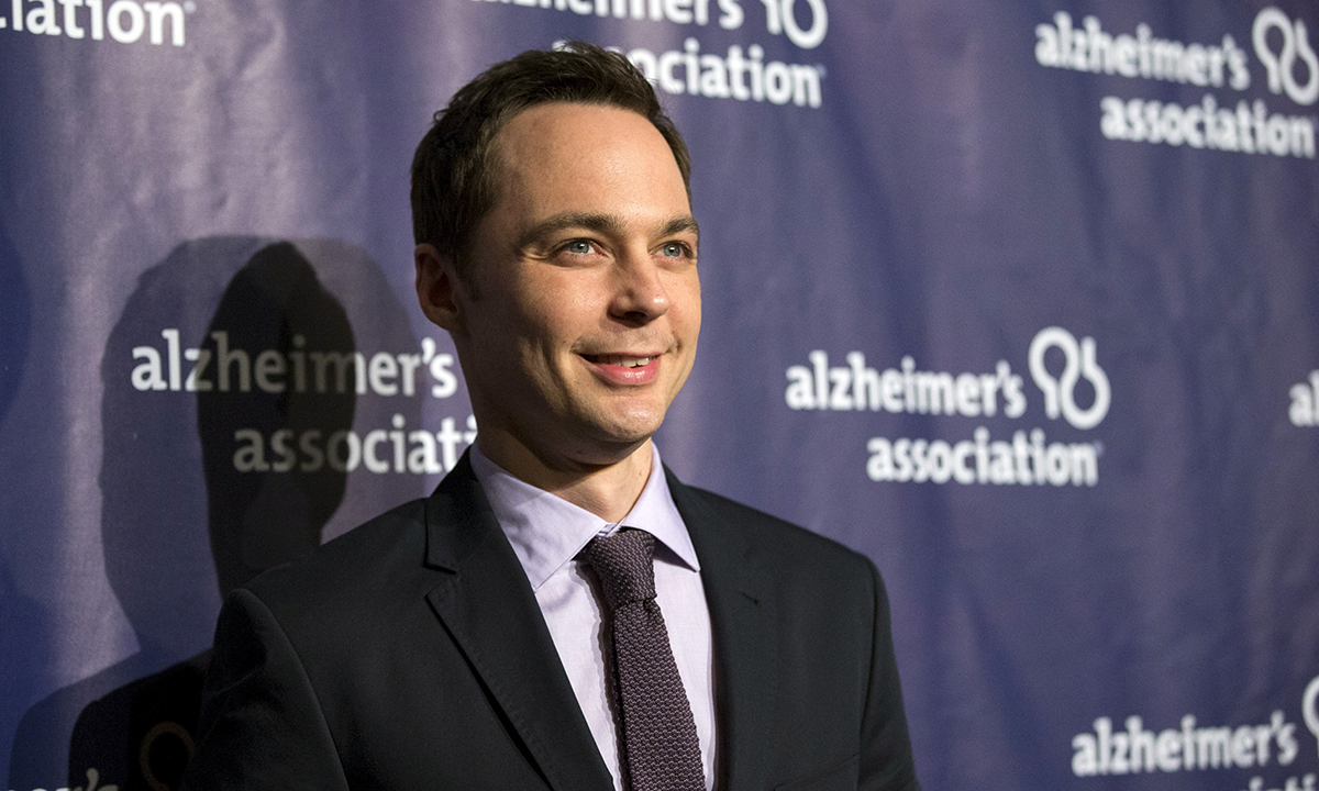 Jim Parsons reveals he auditioned for 'The Office' before landing 'Big Bang Theory' role