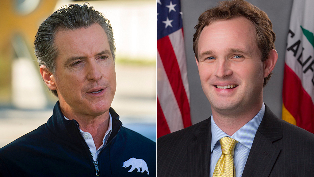 California Assemblyman James Gallagher slams Democratic Gov. Newsom's new COVID-19 lockdown - fox