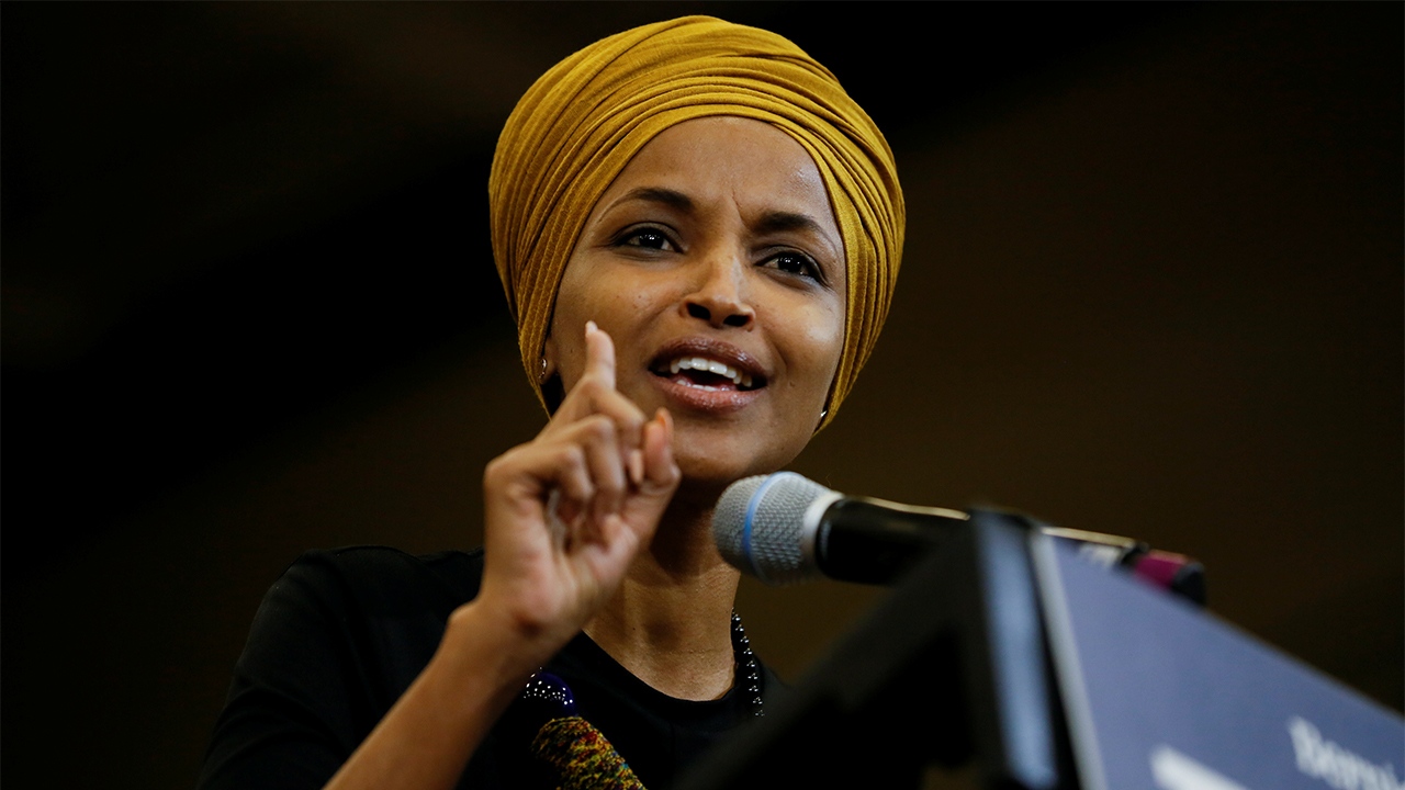 Ilhan Omar paid husband's firm another $138G before cutting ties, FEC files show