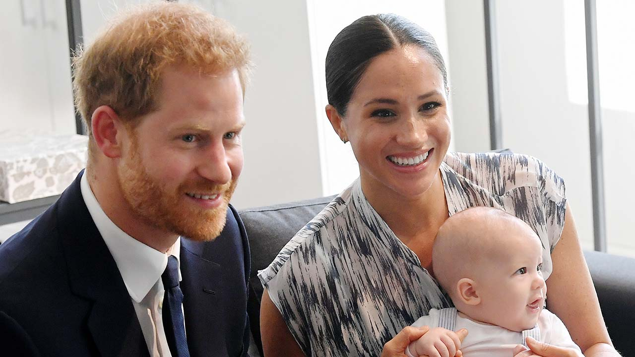 Meghan Markle Prince Harry release first podcast episode featuring son Archie – Fox News