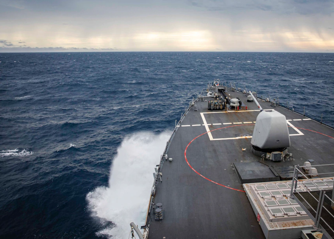 Navy declares 5 missing sailors dead after helicopter crash