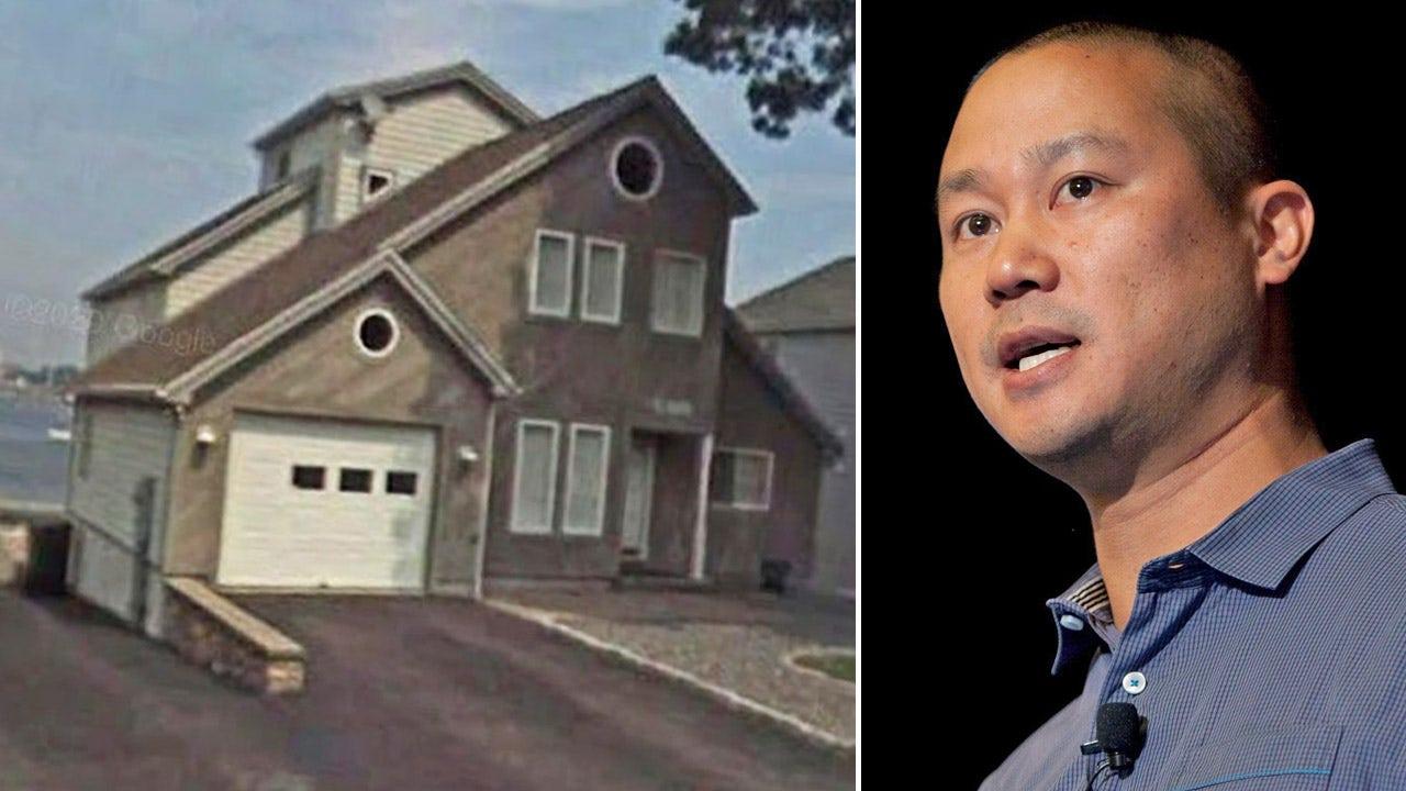 Tony Hsieh: report