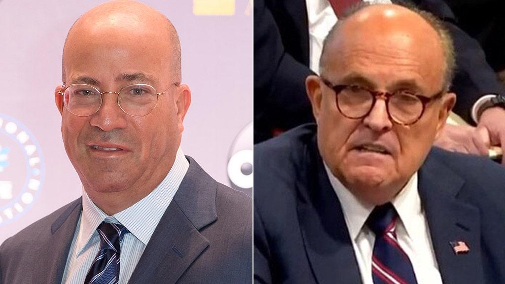 CNN boss rips 'useful idiot' Rudy Giuliani for pushing Hunter Biden 'disinformation campaign,' audiotape shows