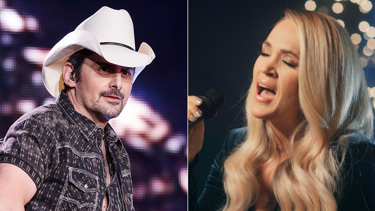 Nashville blast draws reactions from Brad Paisley, Carrie Underwood, other country stars