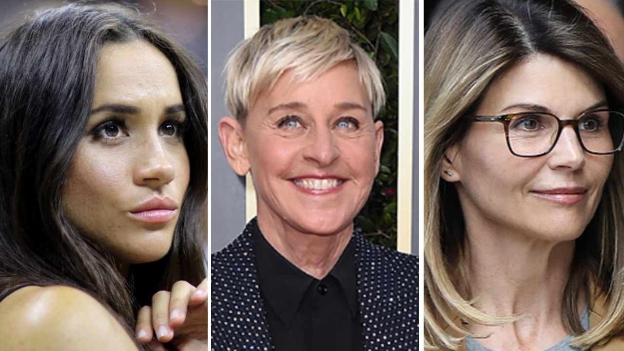 The biggest celebrity scandals of 2020