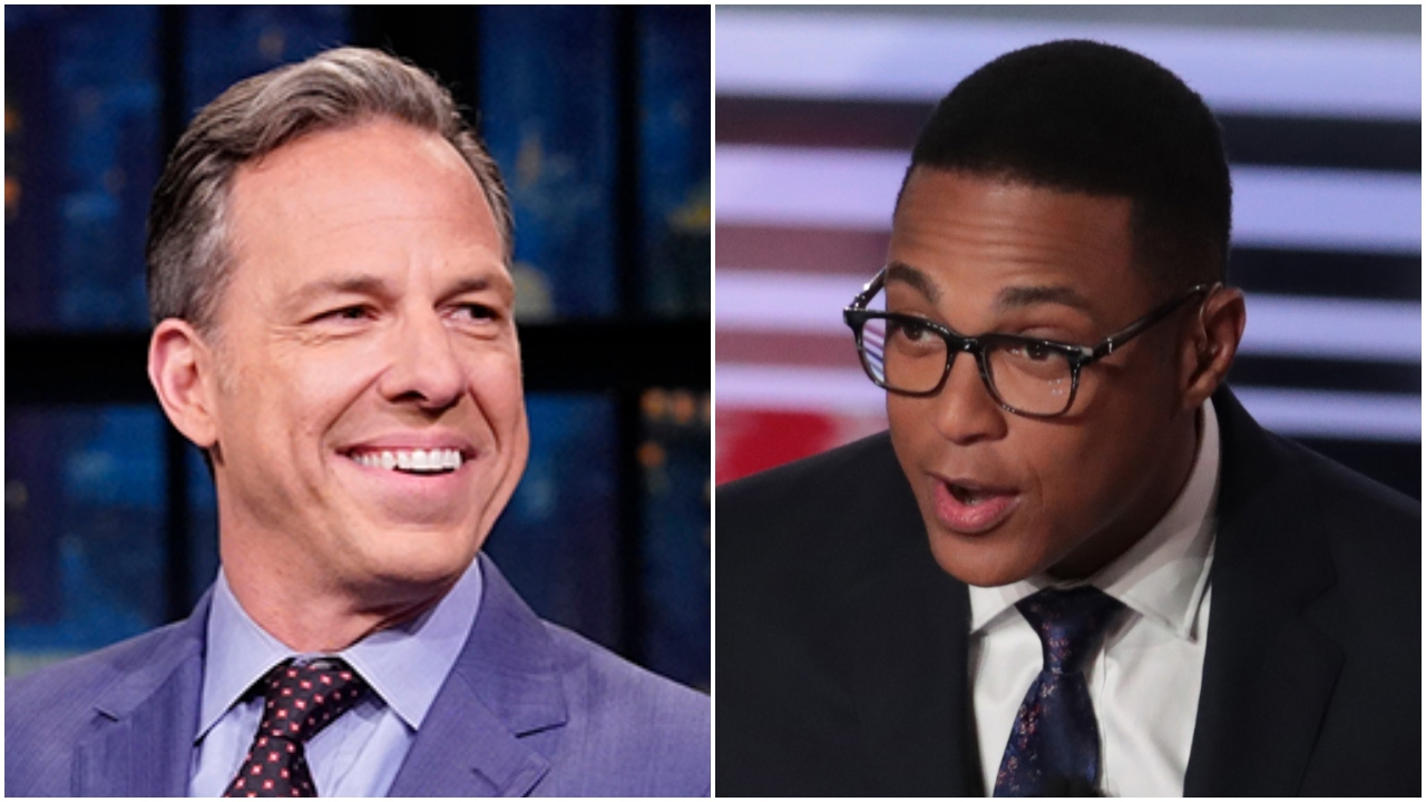 CNN's Jake Tapper Don Lemon gush over Biden interview: He said 'a lot of the right answers' – Fox News