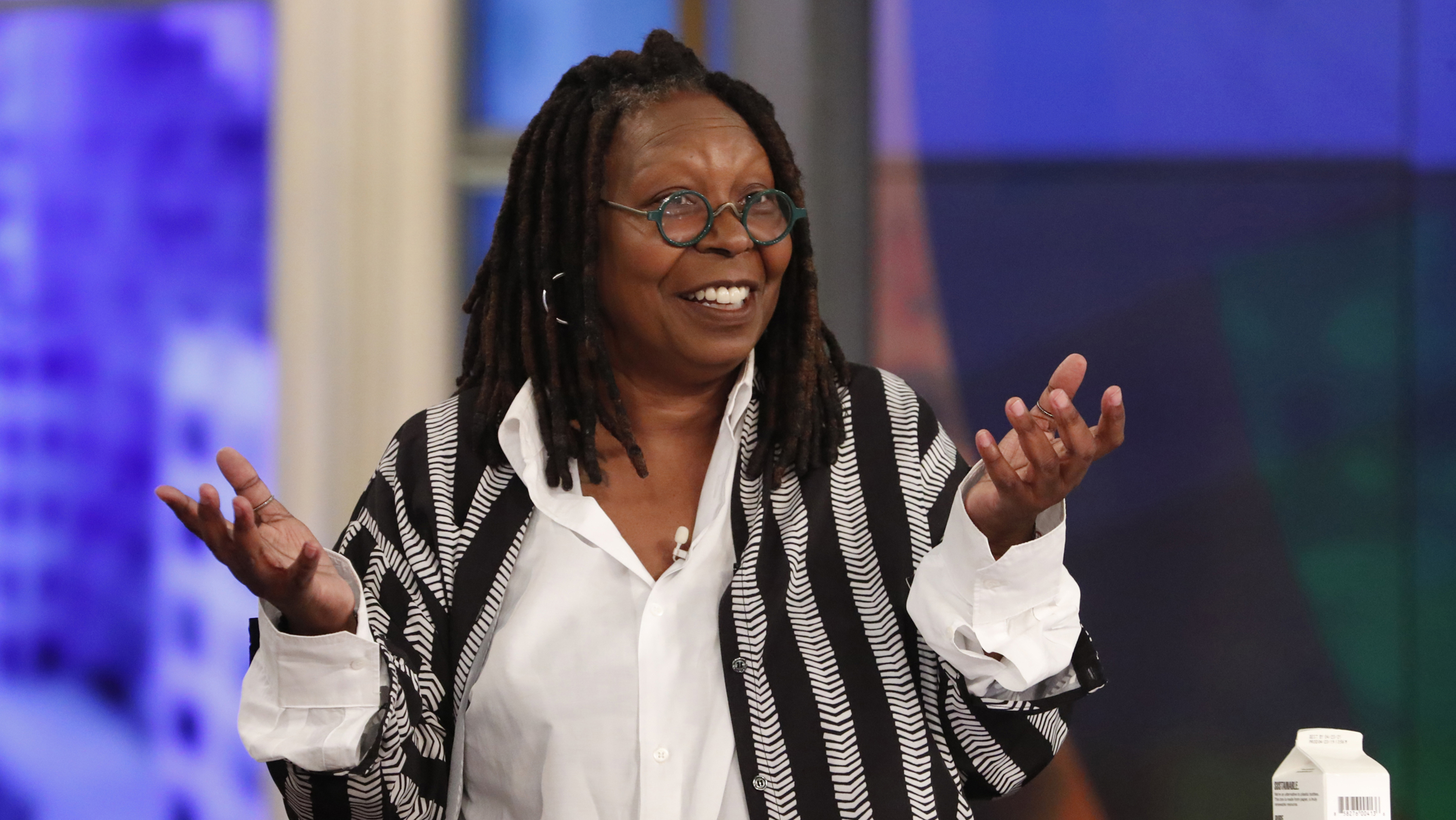 Whoopi Goldberg writes superhero film about an older black woman: 'They are really going to save the Earth'
