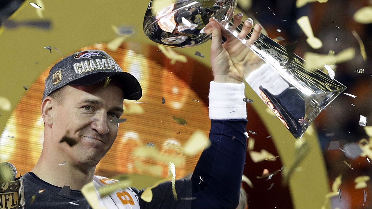 Pro Football Hall of Fame President David Baker 'anticipates' Peyton Manning will be selected for 2021 class