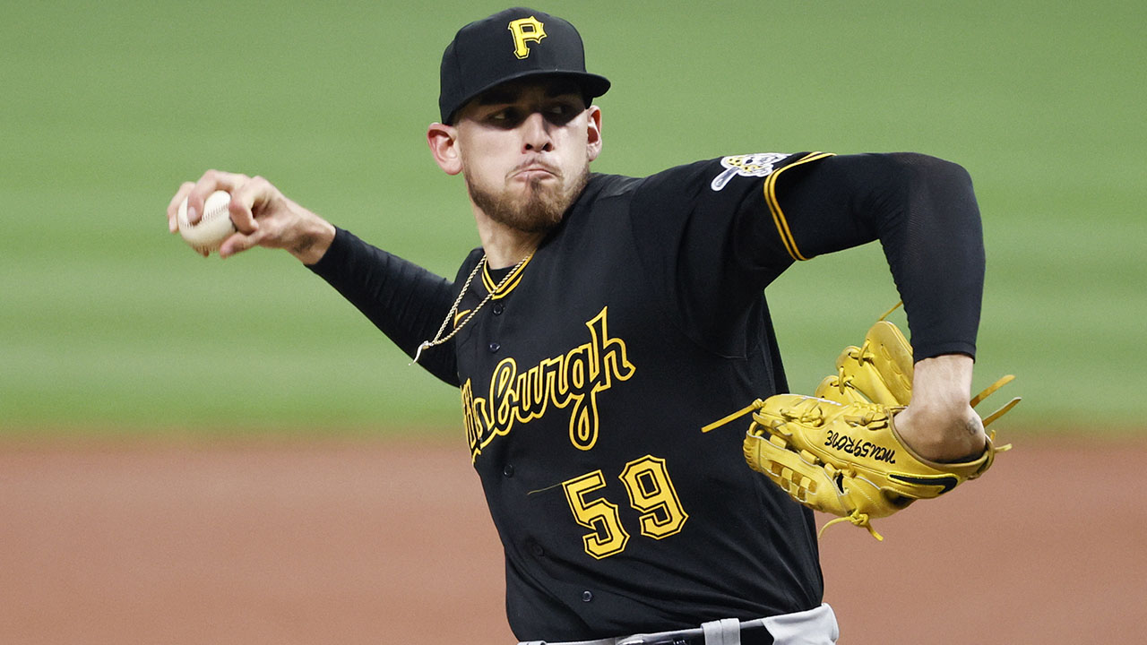 Padres acquiring SD native Musgrove from Pirates - fox